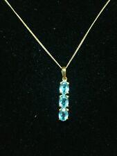 14 Carat Sterling Silver Fine Necklaces & Pendants