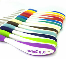 Choose any 2 pieces of addi-Swing Crochet Hook