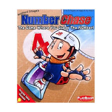 Number Chase - The Game Where You Guess The Number Logic & Reason Kids Card Game
