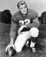 1955 Detroit Lions BOBBY LAYNE Glossy 8x10 Photo NFL Football Print Portrait