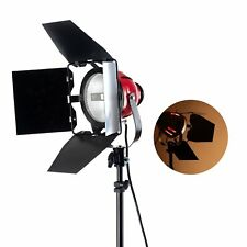 Dimmable 800W Photo Studio Continuous Red Head Light Video Lighting with Dimmer