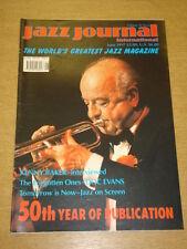 JAZZ JOURNAL INTERNATIONAL VOL 50 #6 1997 JUNE KENNY BAKER DOC EVANS