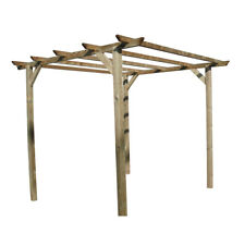 Pergola in legno 3x3