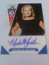 Michelle Beadle 2011-12 Pinnacle Fans of the Game Auto Rangers