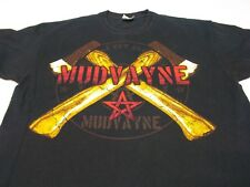 "Mudvayne ""The New Game"" Tour T-shirt 2008 XL"