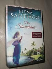 Elena Santiago: Das Sturmhaus (Klappenbroschur)