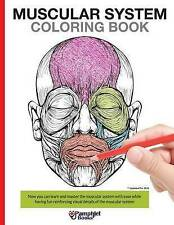 USED (LN) Muscular System Coloring Book: With colored illustrations like what yo