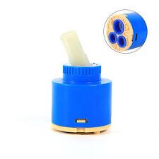 Ceramic Disc Cartridge Water Mixer Control Valve 40mm