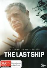 THE LAST SHIP (COMPLETE SEASON 1 - DVD SET SEALED + FREE POST)