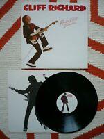 Cliff Richard Rock 'N' Roll Juvenile Vinyl UK 1979 EMI 1st Press 2U/2U LP EXC+