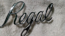 1973-75 Buick Regal fender emblem