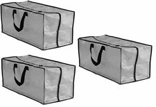 Earthwise Clear Storage Bags Moving Heavy Duty Extra Large ( Pack of 3 )