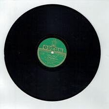 78T MARIE-JOSE Disque Phono LA ULTIMA NOCHE Restons Ensemble Chanté ODEON 281988