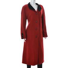 Erich Fend Wintermode Langer Mantel Für Womens Lady Wolle Kaschmir Größe GB-14
