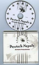 DEUTSCH NEPAL Dystopian Partycollection CD Der Blutharsch