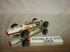 SRC  KIT (built) HONDA RA273 - 1966 JOHN SURTEES No 7 - F1 WHITE 1:43 - NICE