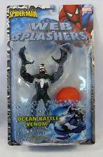 Amazing Spider-Man Web Splashers Ocean Battle Venom ToyBiz NIP 4+ 2006 S204-9