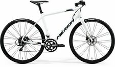 Merida 2020 SPEEDER 200 L 56 WHT Shimano Fitness Gravel Road City commuting Bike