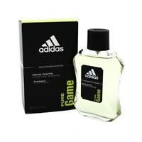 Adidas Cologne Pure Game Cologne by Adidas, 3.4 oz EDT Spray for Men NEW IN BOX