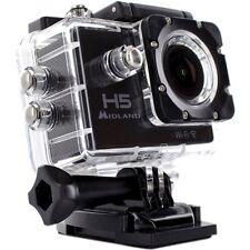 Action cam Telecamera Videocamera MIDLAND H5 FullHD e WiFi integrato WP