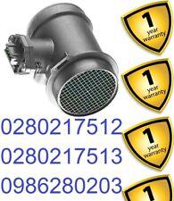 VW Golf III 2.8 2.9 VR6 92-99 Mass Air Flow MAF Meter MAF 0280217512 0986280203