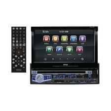 "Boss BV9976B Single-DIN 7"" Touchscreen TFT Monitor AM/FM Receiver with Bluetooth"