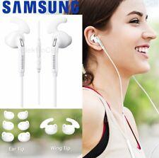 Samsung EO-EG920BW Kit Piéton Ecouteurs Stéréo pour Galaxy A6 DUOS (2018) A600FN