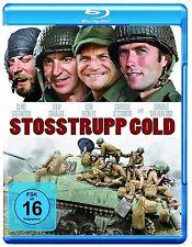 STOSSTRUPP GOLD (Clint Eastwood, Telly Savalas) Blu-ray Disc NEU+OVP