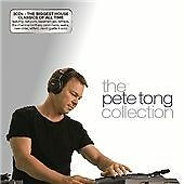THE PETE TONG COLLECTION - 3 X CD SET - RAZE / JAKATTA / UNDERWORLD / ORBITAL +