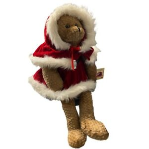 """Chantilly Lane Musical Merrie Bear 22"""" All I Want For Christmas is You Vintage"""