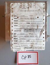 1994 ISUZU RODEO ECU ENGINE COMPUTER MODULE, CP85
