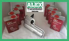 AUDI CVT 0AW Multitronic, A4, A5, A6, A7, Filtre à huile kit complet changement de boîte de vitesses 2 Gen