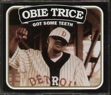OBIE TRICE Got Some Teeth  CD 4 Tracks, Orig Version/Video/Sh*T Hits The Fan Fea