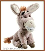 SHREK DONKEY PLUSH TOY GENUINE DREAMWORKS SUPERB GIFT BNWT RAINBOW DESIGNS