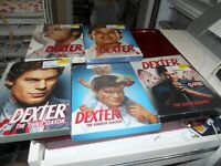 Dexter: Seasons 1+ 2 + 3 + 4 + 6 ALL BRAND NEW SEALED DVD FREE SHIPPING