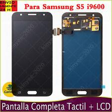 Pantalla Para LCD Samsung Galaxy S5 SM-G900F i9600 LCD Táctil Display Negro