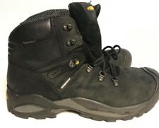 Keen Men's Black Cleveland Steel Toe Work Boots Size 14 US (M)