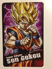 Dragon Ball Kai Super Card Gum (2) SS Son Gokou