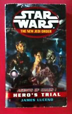 Star Wars: Agents Of Chaos: Hero's Trial (2000) - Book - James Luceno - Del Rey