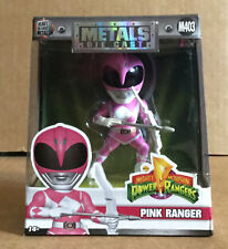 "4"" Metals Die Cast Mighty Morphin Power Rangers  Pink Ranger M403"