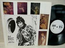 FACES LIVE~GREEN VINYL FULL-PIG TMOQ~ROD STEWART~RON WOOD~CUSTOM CVR~10/30 1970