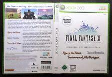 XBOX 360 Spiel: Final Fantasy XI (Microsoft Xbox 360)