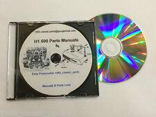 KAWASAKI H1 500 Triple CD H1B H1C H1D H1E H1F KH500 Tuning Carbs Wiring Diagram