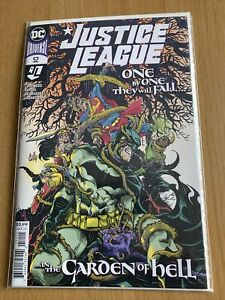 JUSTICE LEAGUE #52 (2020) 1ST PRINTING. New (NM) 1st Symbiote Batman