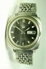 SEIKO 5 Automatic 21 Jewels Vintage 6119-7143 Watch Chicchi di riso anni 60/70