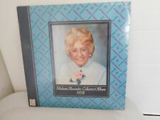 Vintage 1978 Madame Alexander Collector's Record Album Mint Unopened
