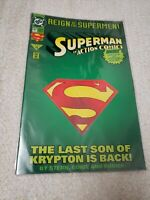 Superman in Action Comics #687 (DC Comics) - FREE SHIPPING