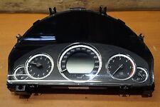 Original Mercedes W212 Kombiinstrument Tacho A2129002509