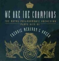 Royal Philharmonic Orchestra We are the champions-Hits of Freddie Mercury.. [CD]