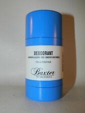 Baxter of California 2.65 oz Citrus & Herbal-Musk Deodorant Sensitive Skin NEW